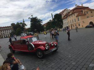 Prague dairies